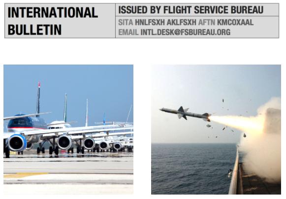 Monday Briefing: Thanksgiving ATC Traffic Plan, New Missiles Warning – Baghdad FIR