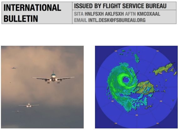 Midweek Briefing: New Wake Turbulence Categories, Fiji Cyclone Winston
