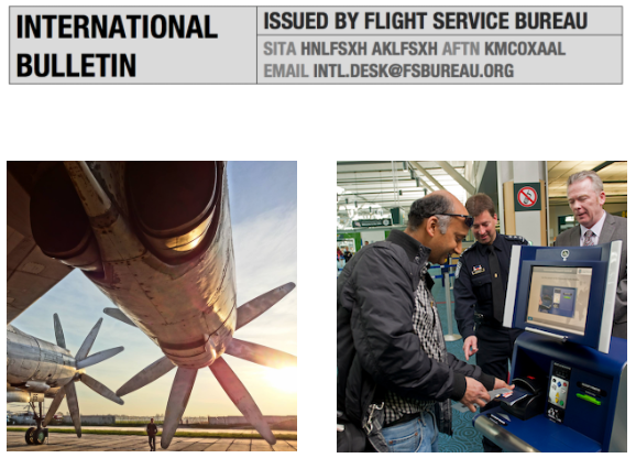 Midweek Briefing: High Seas Airspace, Canada New Entry Rules