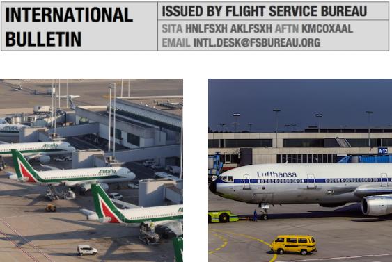 Midweek Briefing 27APR: Rome Airport Closures, Strike: Germany, France