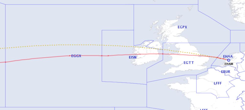 EB Route