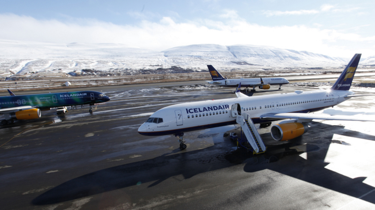 Iceland ATC Strike continues