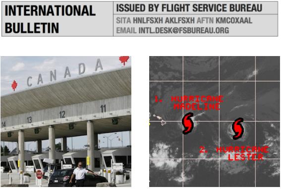 Midweek Briefing: End of Canada Leniency, Two hurricanes inbound Hawaii