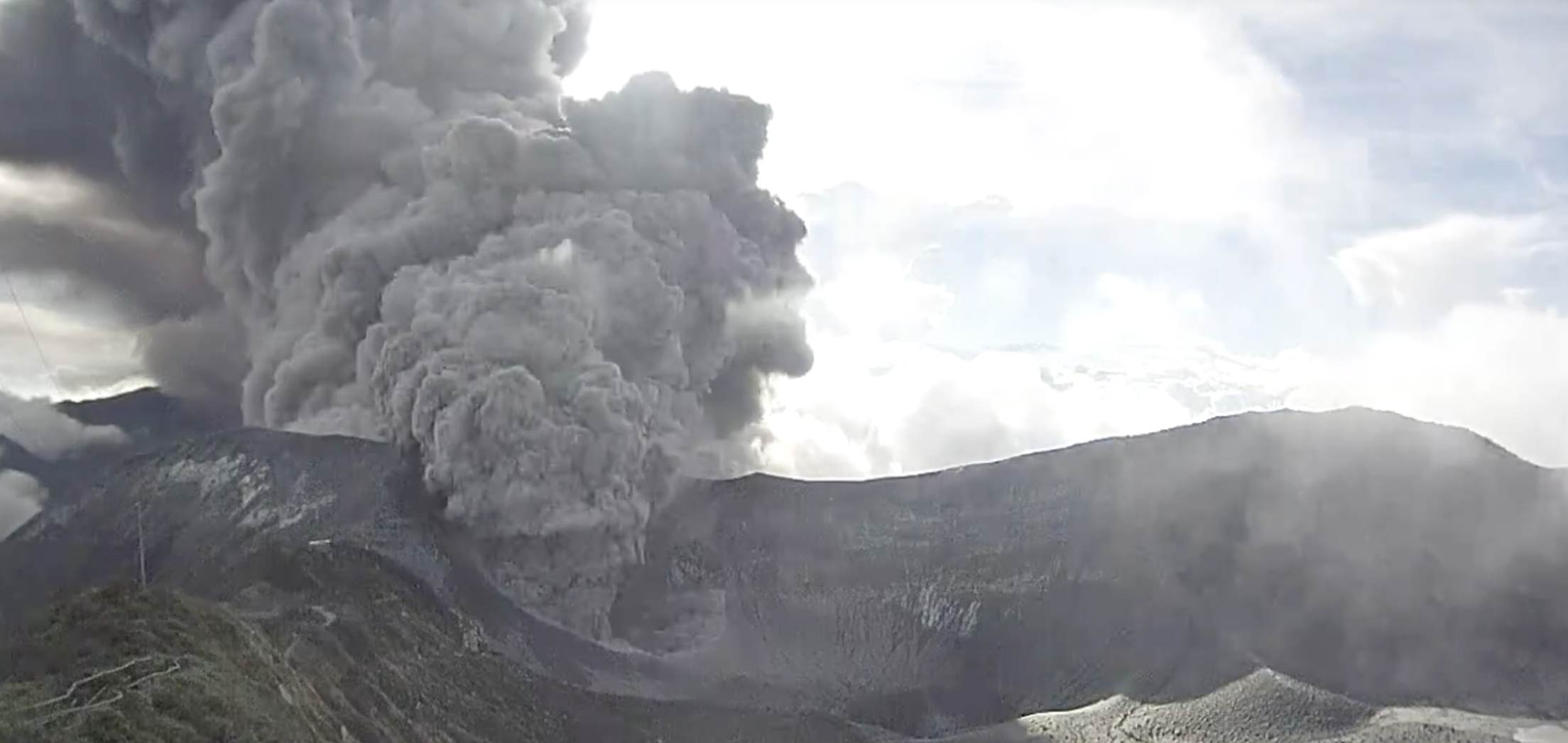MROC/San Jose reopens after Volcano