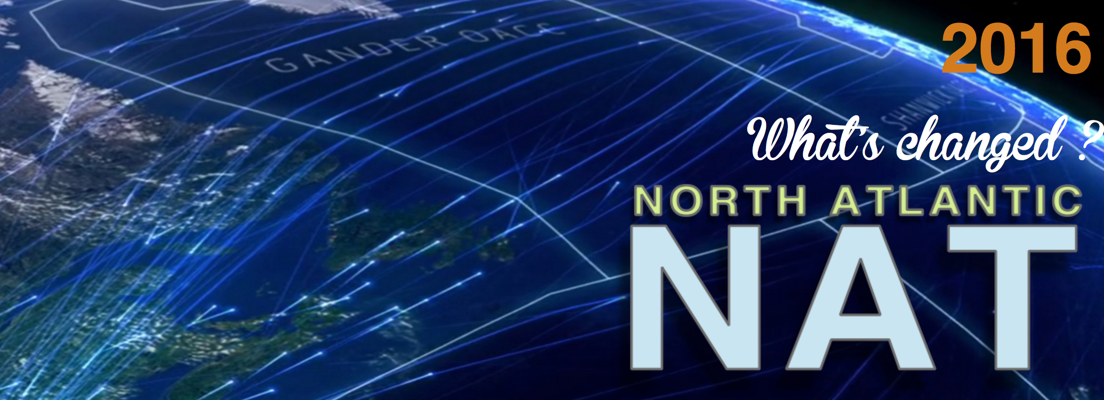 Shanwick/Gander: New NAT procedure – Confirm Assigned Route