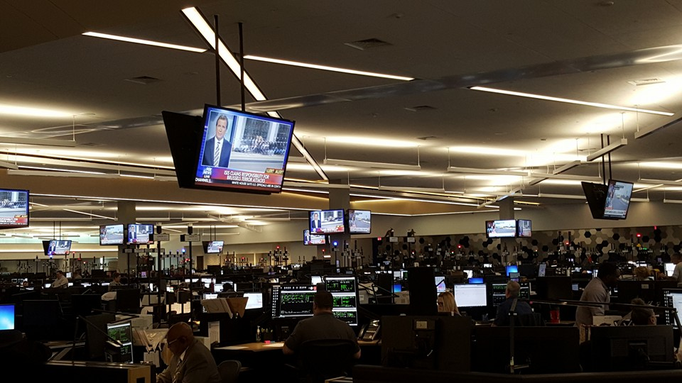 A Juggling Act:  The Dispatcher