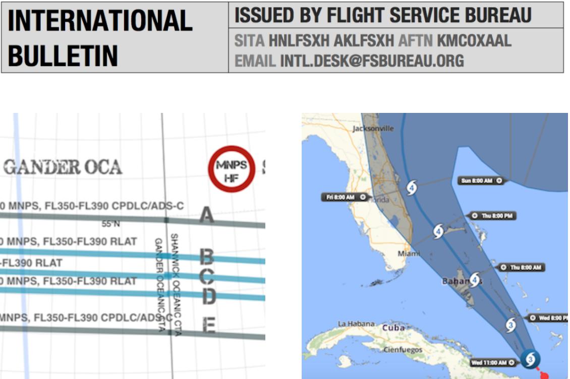 Midweek Briefing: NAT changes postponed, Matthew Airport Update