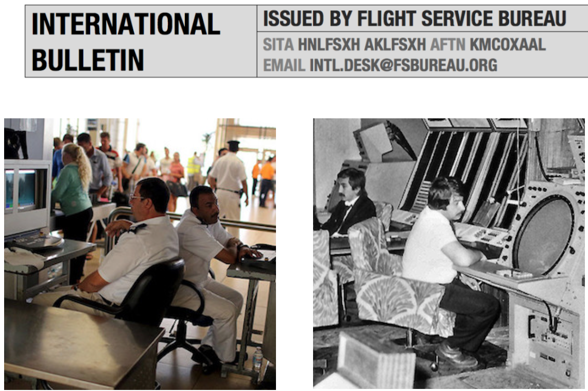 International Bulletin: Sharm El Sheikh reopens, New ICAO Phraseologies 10NOV