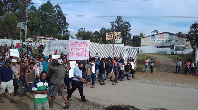 Security Alert: Papua New Guinea Airports