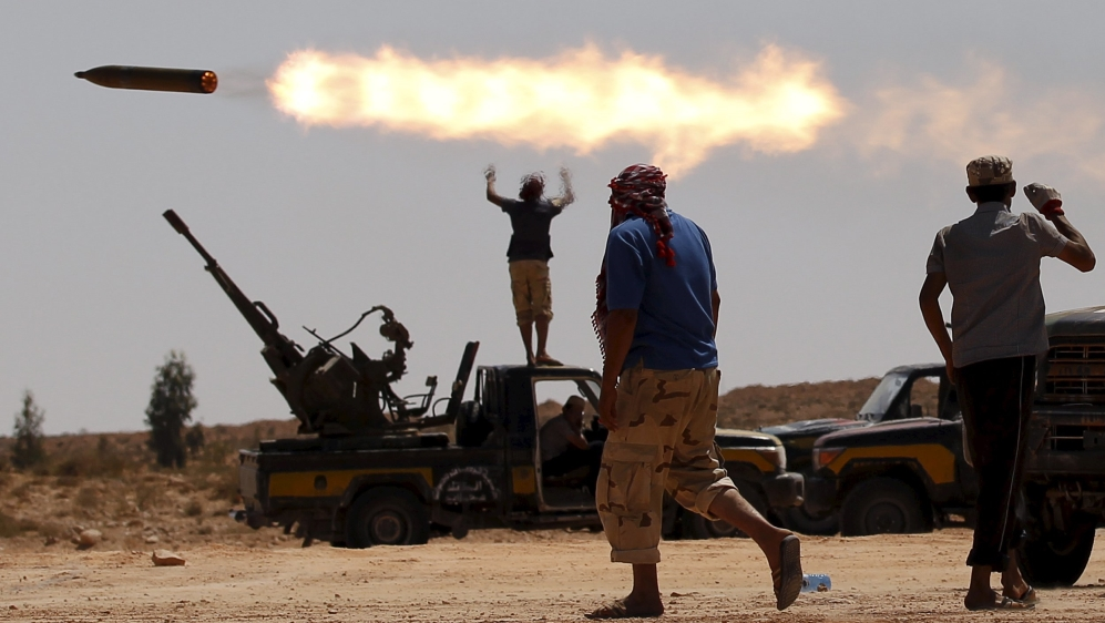Libya: it's simple – don't land, don't overfly.