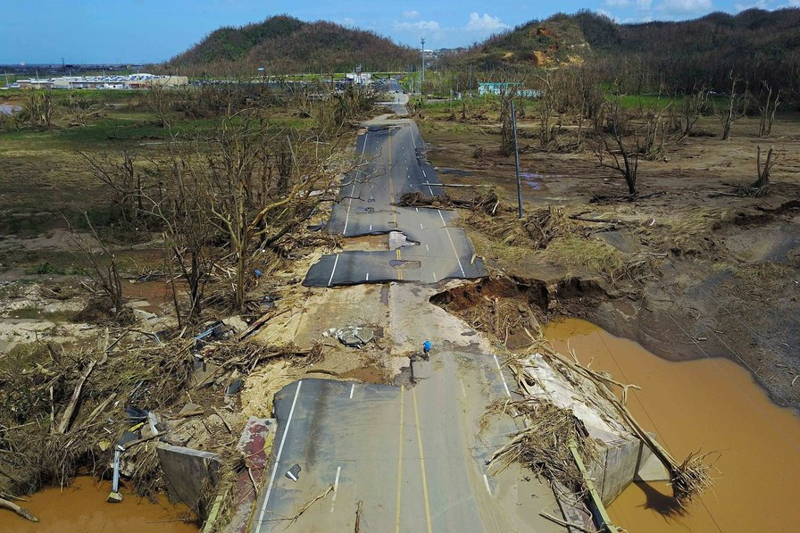 After Hurricane Maria – Airport Status