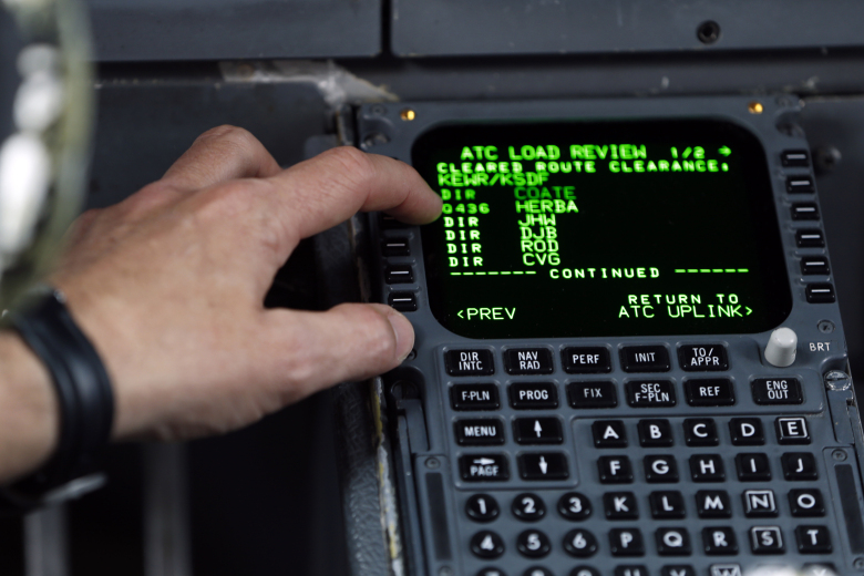 New, single CPDLC logon for US airspace