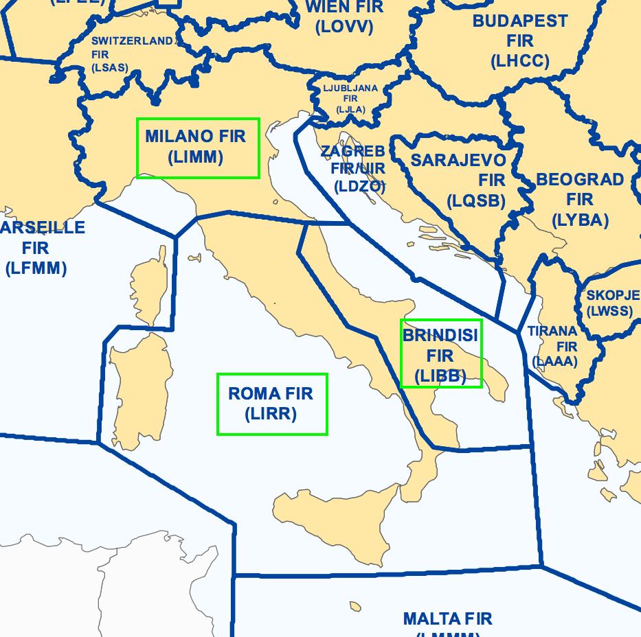 National Italian ATC Strike (cancelled)