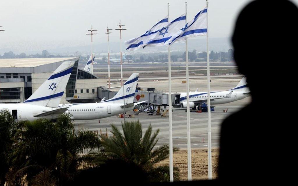 Strike cancelled at Tel Aviv Airport