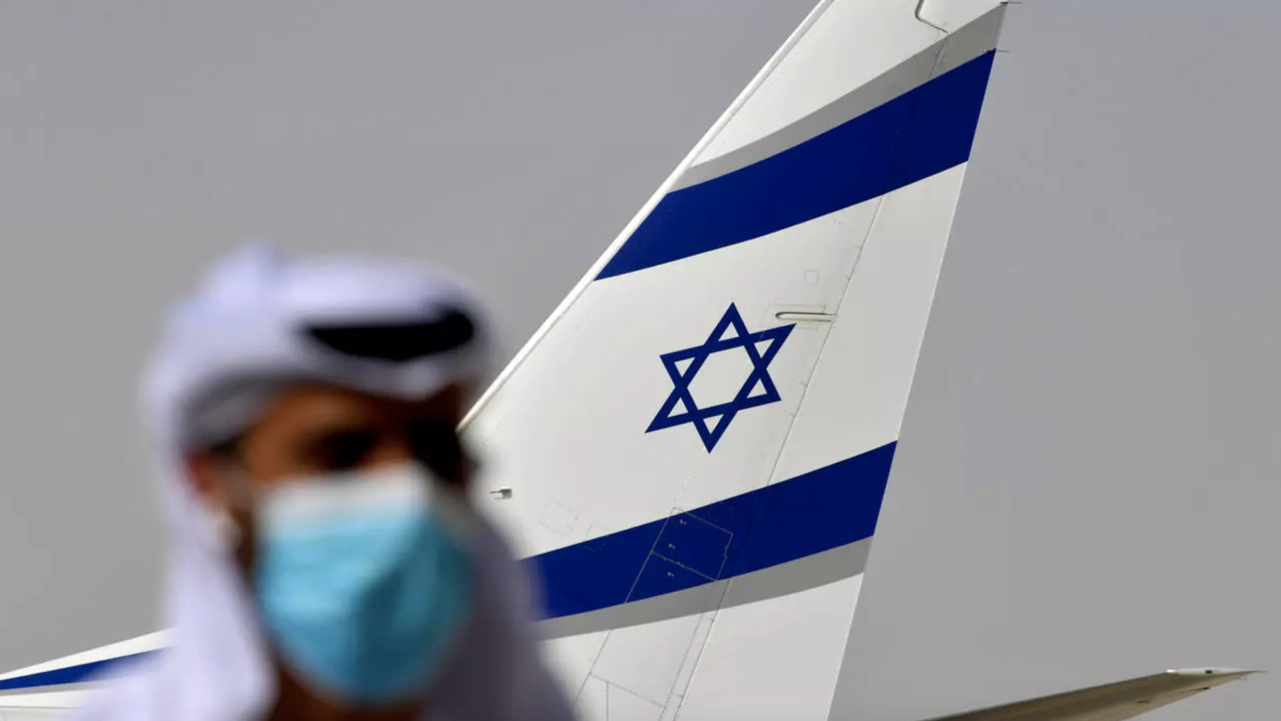 How to get an Israel overflight permit