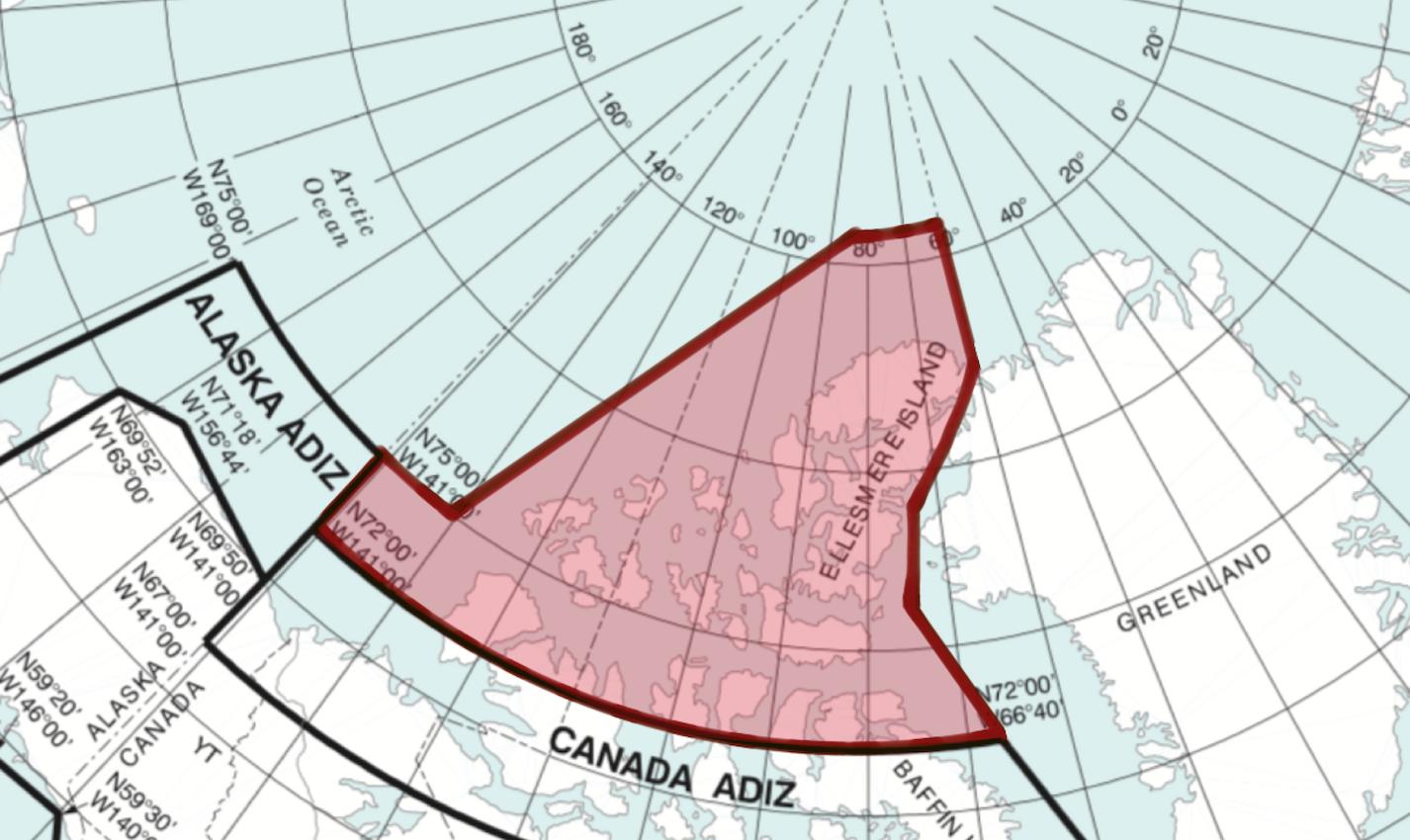 Expanded Canadian ADIZ