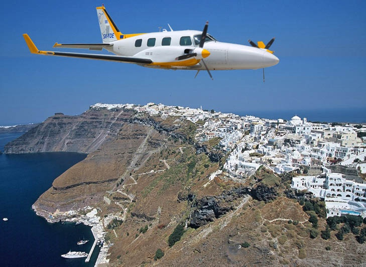 New rules for charter flights to Greece