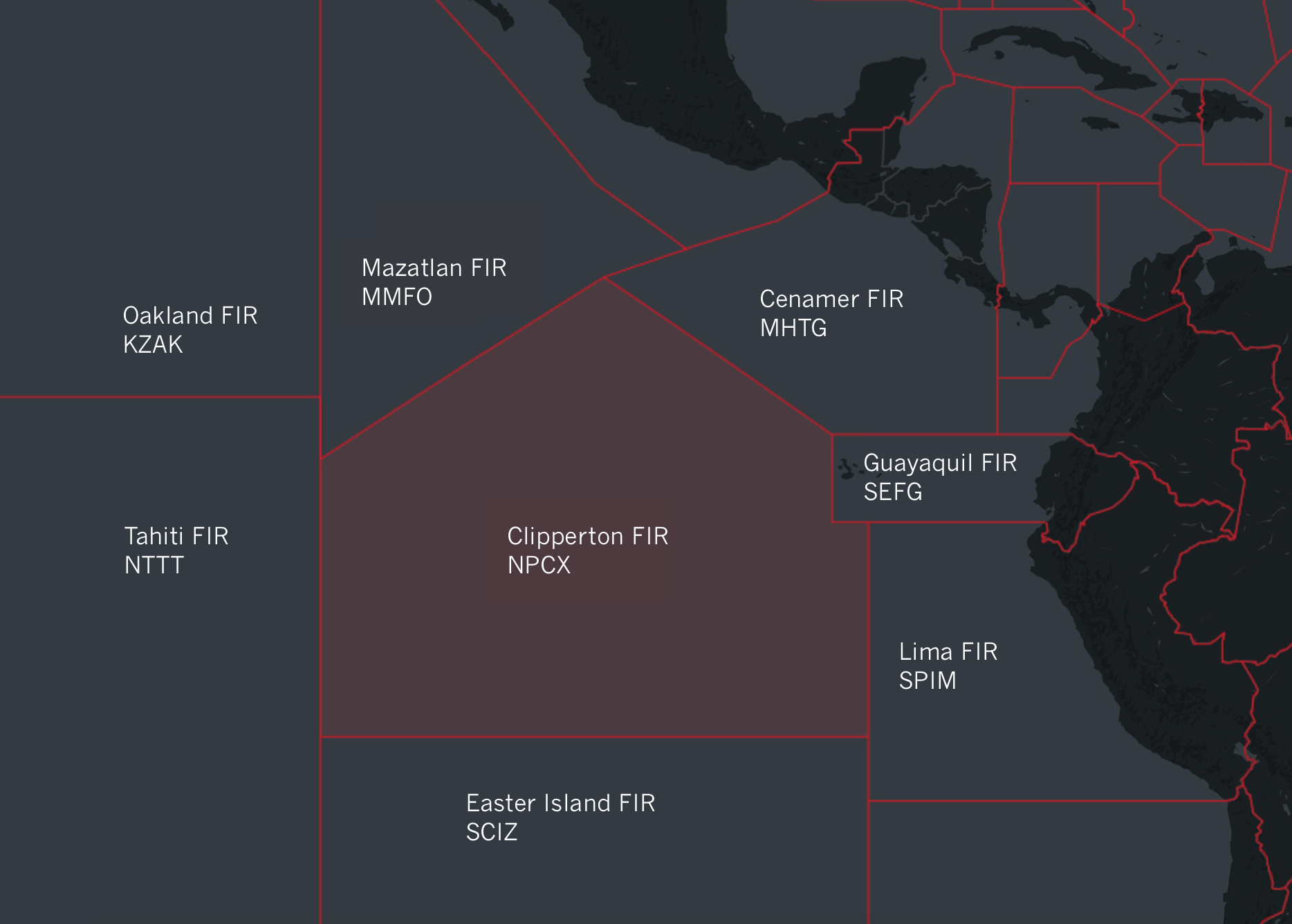 FSB and OPSGROUP win bid to control 1.8 million km area of Pacific Airspace