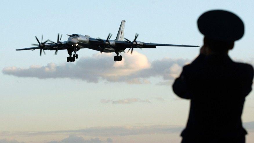 Russian bombers intercepted off Alaskan coast (again)