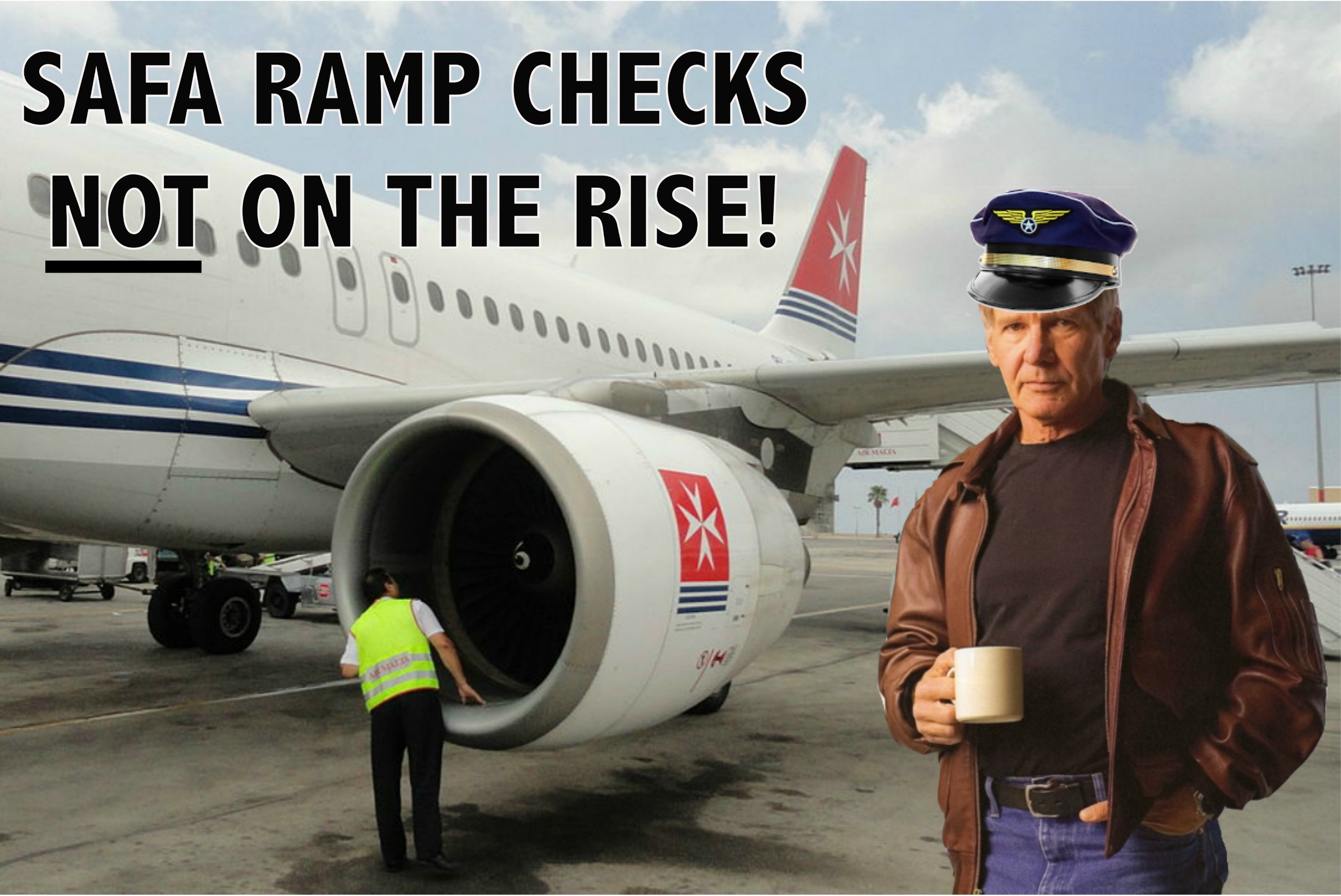 EU SAFA ramp checks NOT on the rise – but are you ready for one?