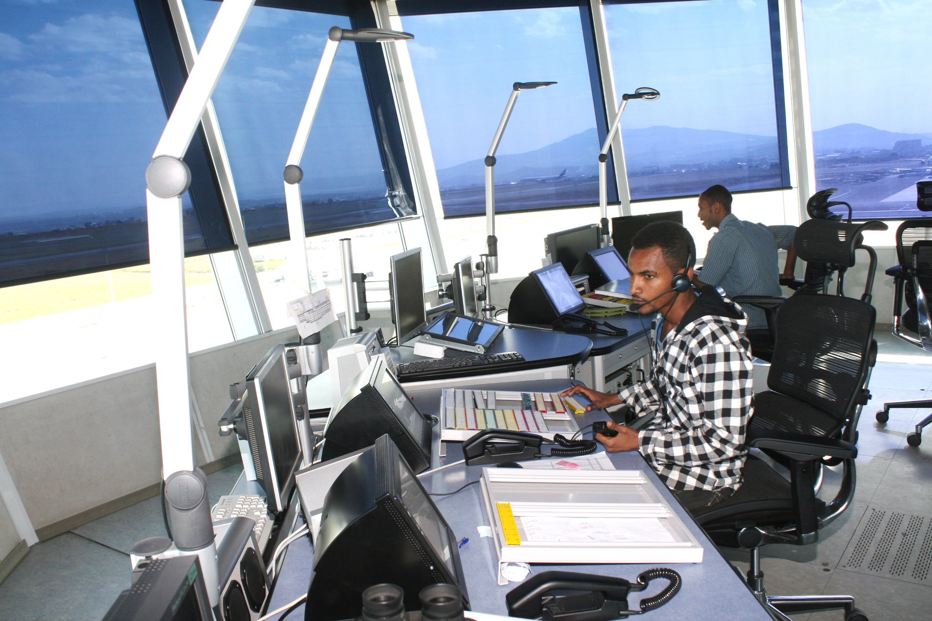 Ethiopia risking flight safety to cover up ATC strike