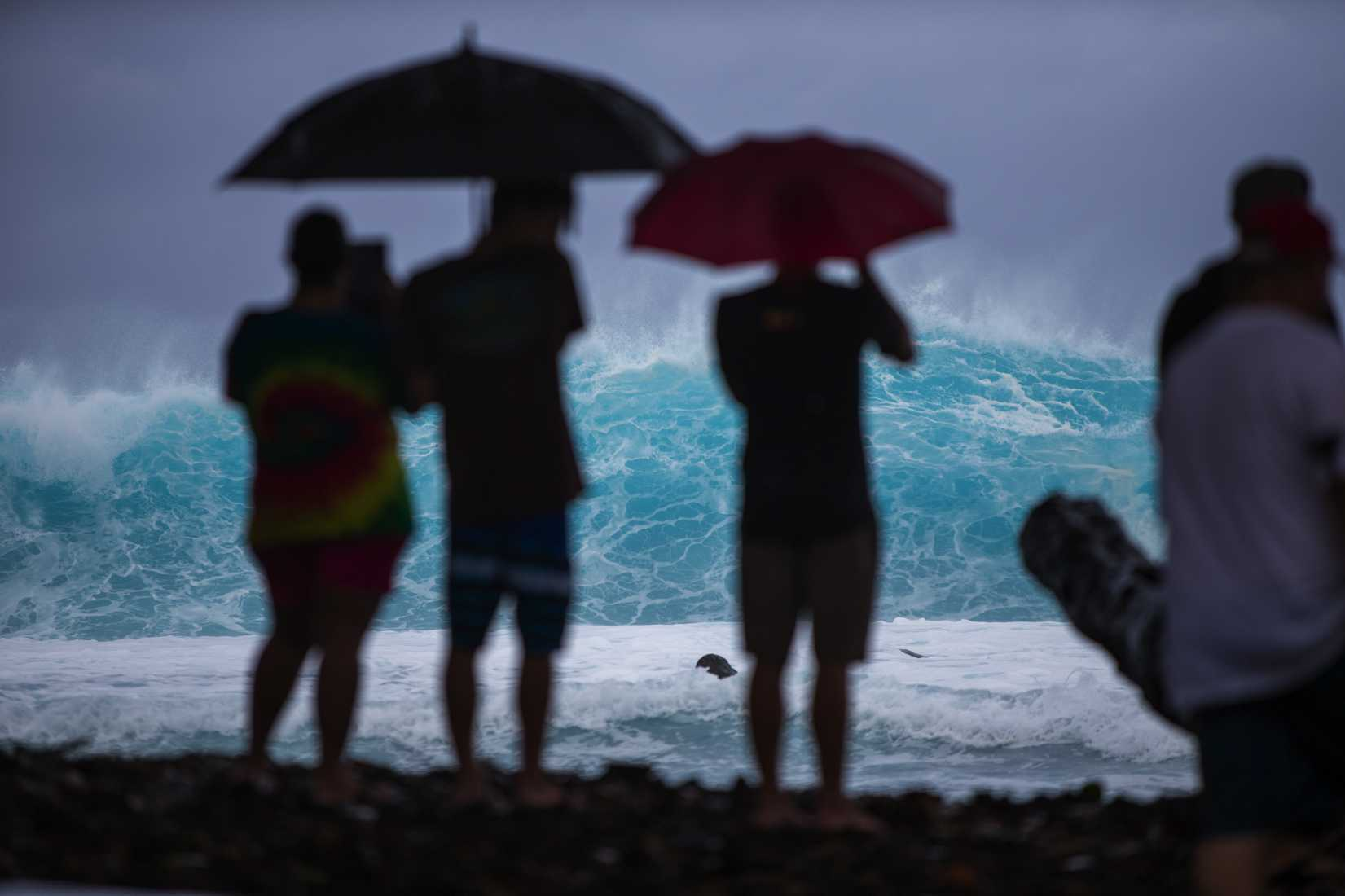 Hurricane in the fast Lane for Hawaii