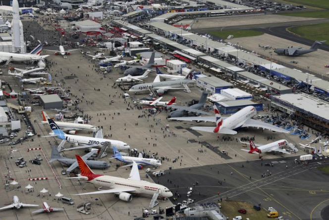 Paris Le Bourget – New Requirement to list parking in Flight Plan