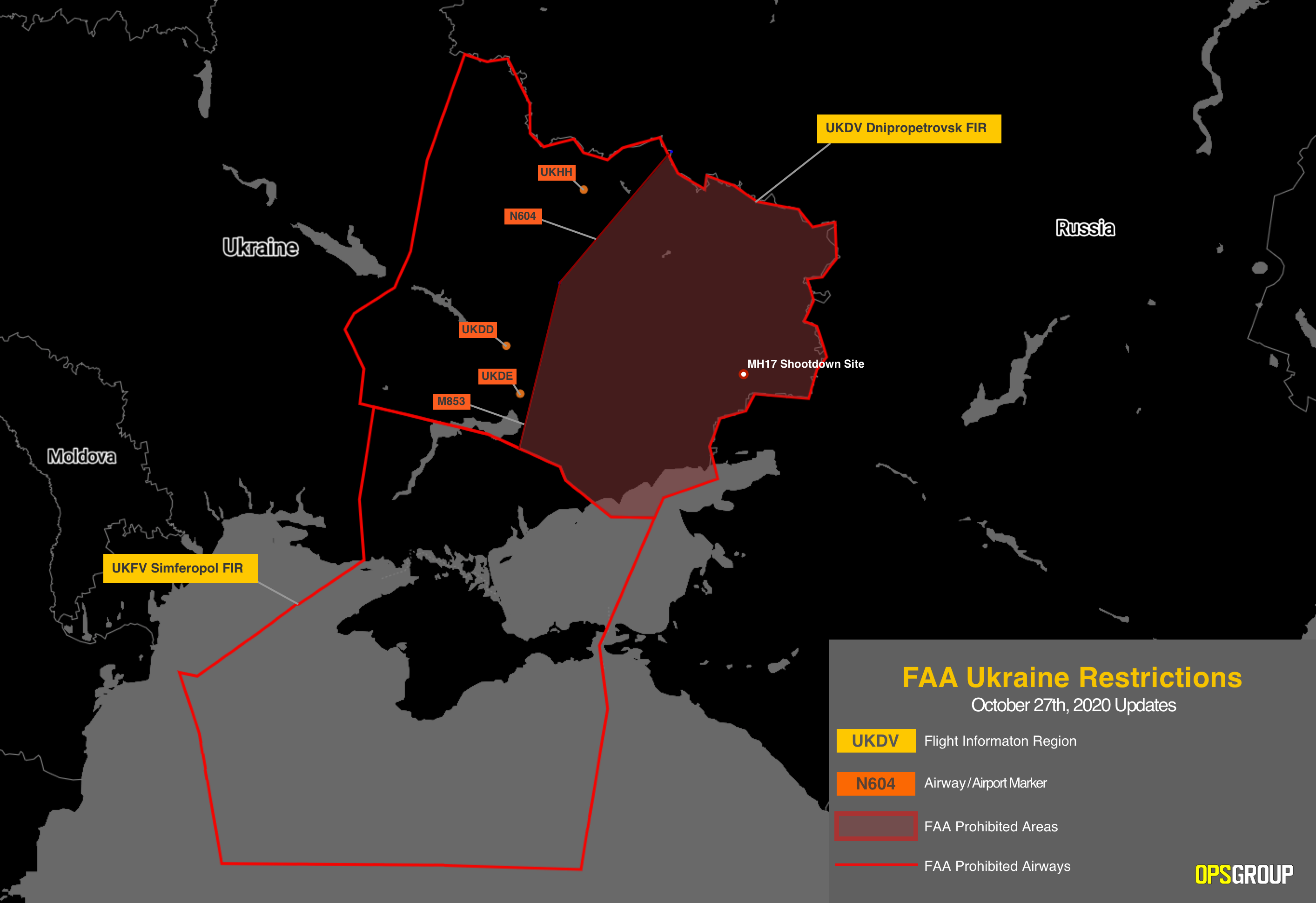 Overflying Crimea not a Crime-a nymore