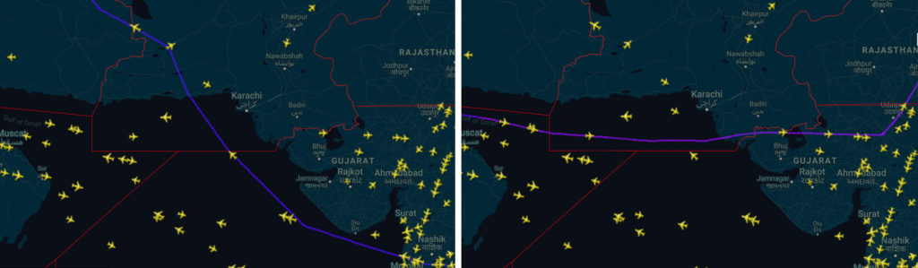 Another Pakistan overflight route reopens – International