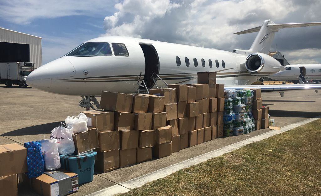The Changing Face of Disaster Relief Flying – How General Aviation (and Social Media) is Making A Huge Impact