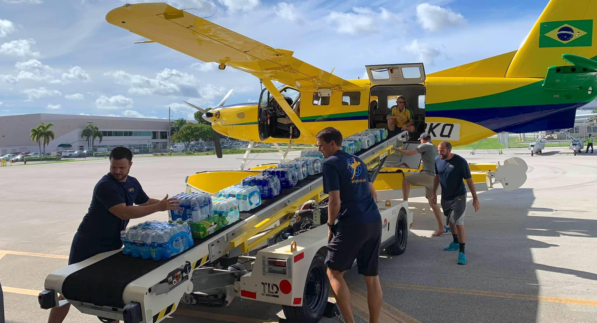 Bahamas Relief Flights – here's what happened in the first five days