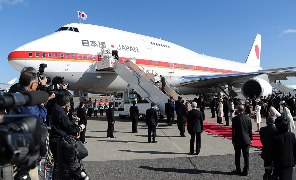 Tokyo airports set to ban GA/BA ops for a week