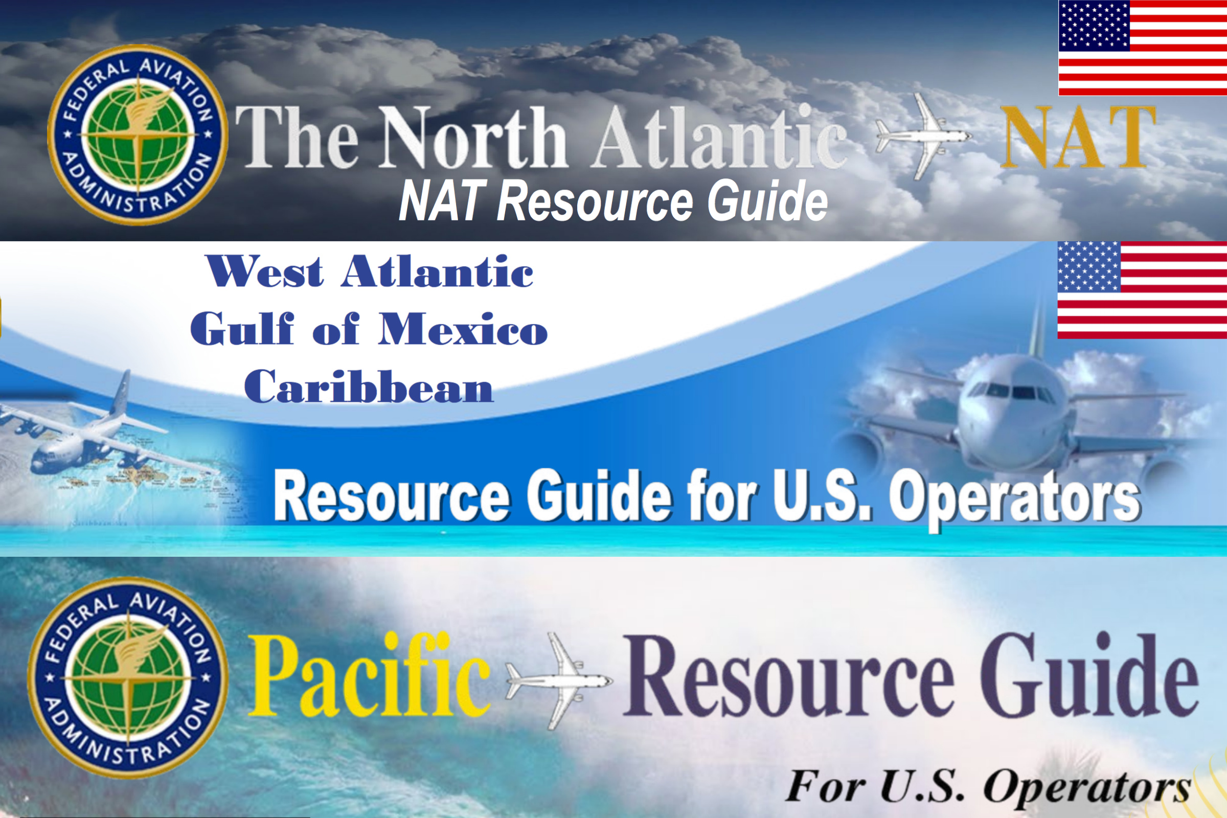 Updated FAA Oceanic Guides