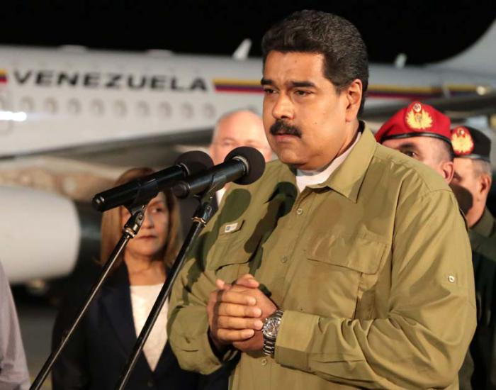 Venezuela issues another surprise ban on GA/BA Flights