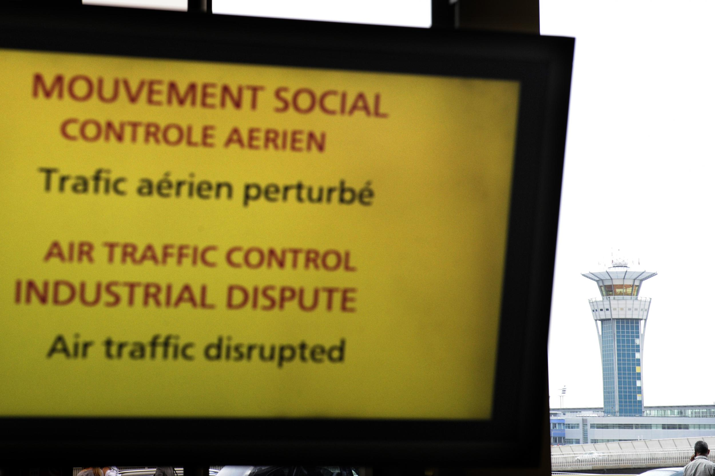 Three-day French ATC strike this week