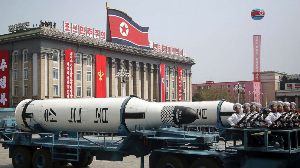 Risk Alert for North Korea