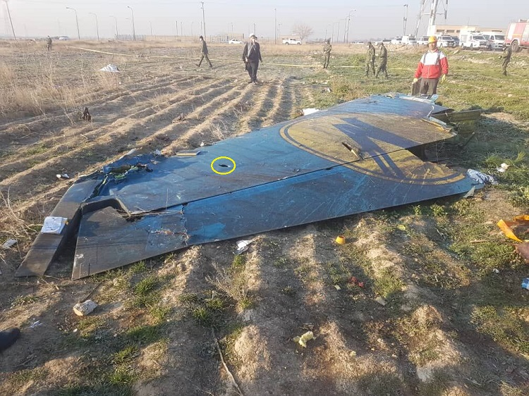 Risk assessing Iran ops – the UIA 737 may have been shot down