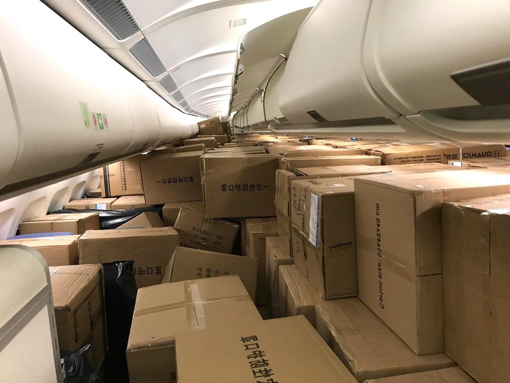 Cargo Fail: How not to convert your pax aircraft