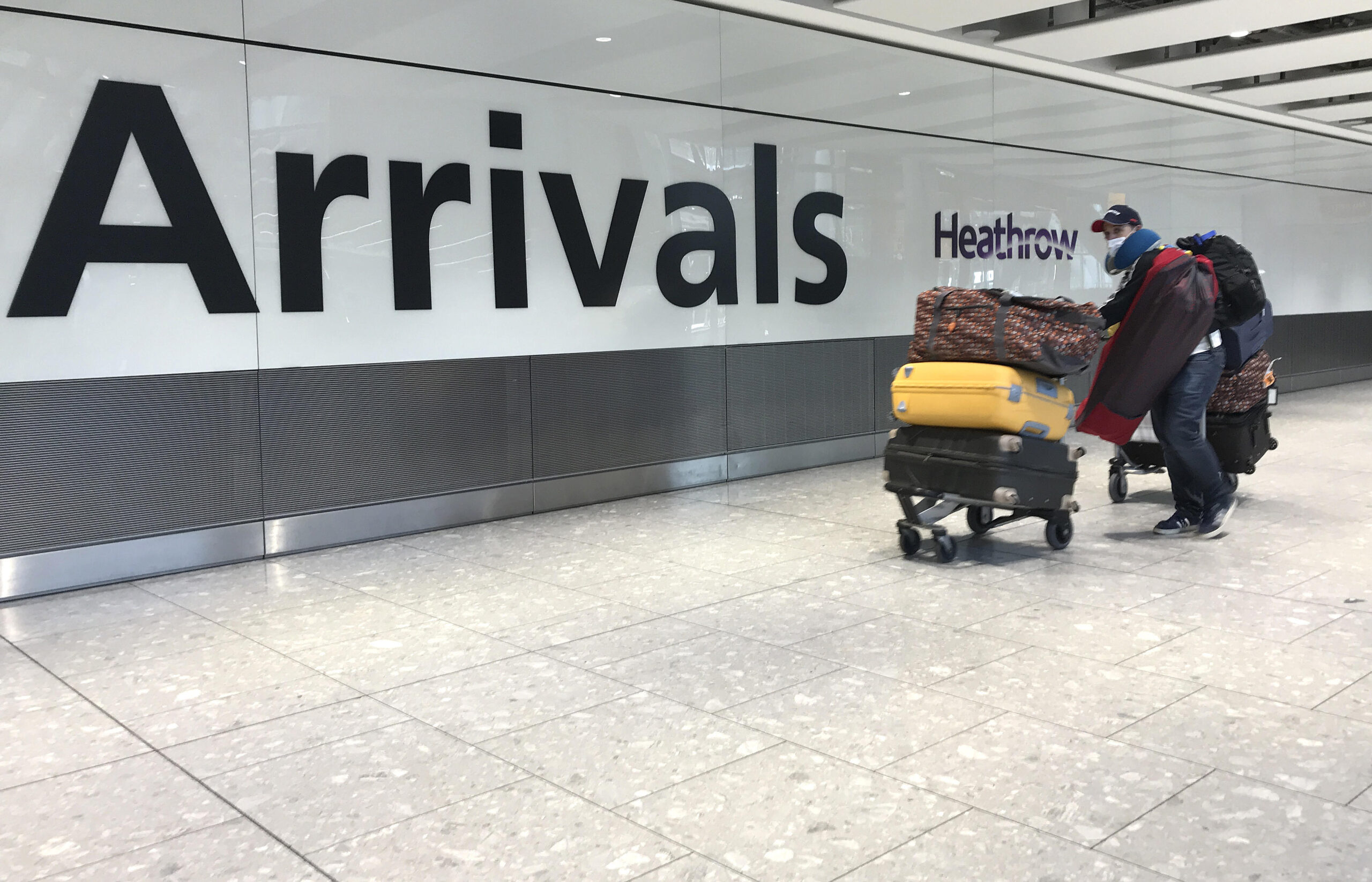 UK to quarantine passengers as European countries lift restrictions