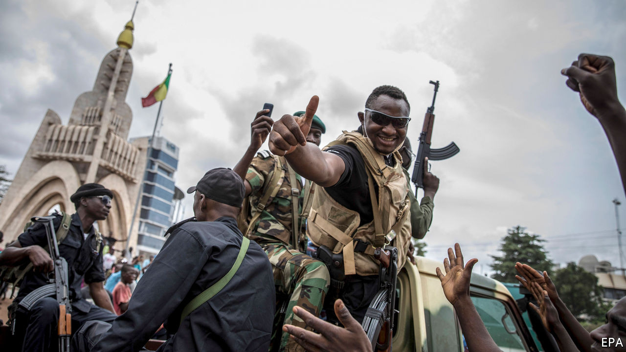 Bamako Airport reopens following military coup