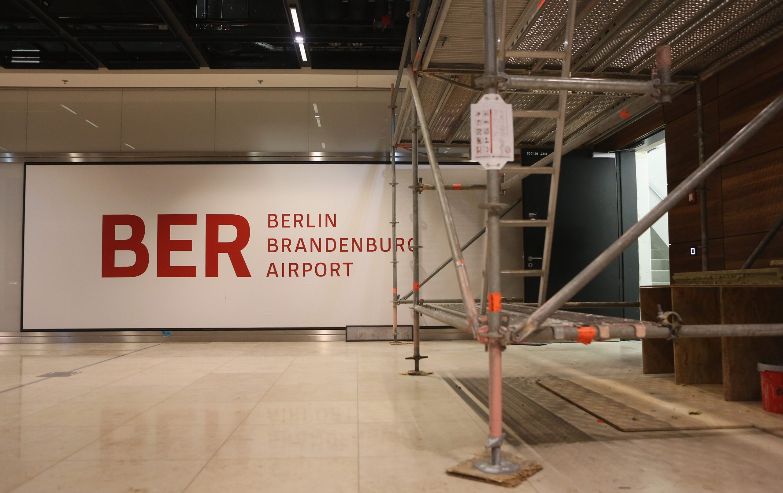 Berlin's long-delayed Brandenburg airport is finally opening