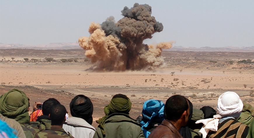Western Sahara Airspace Update