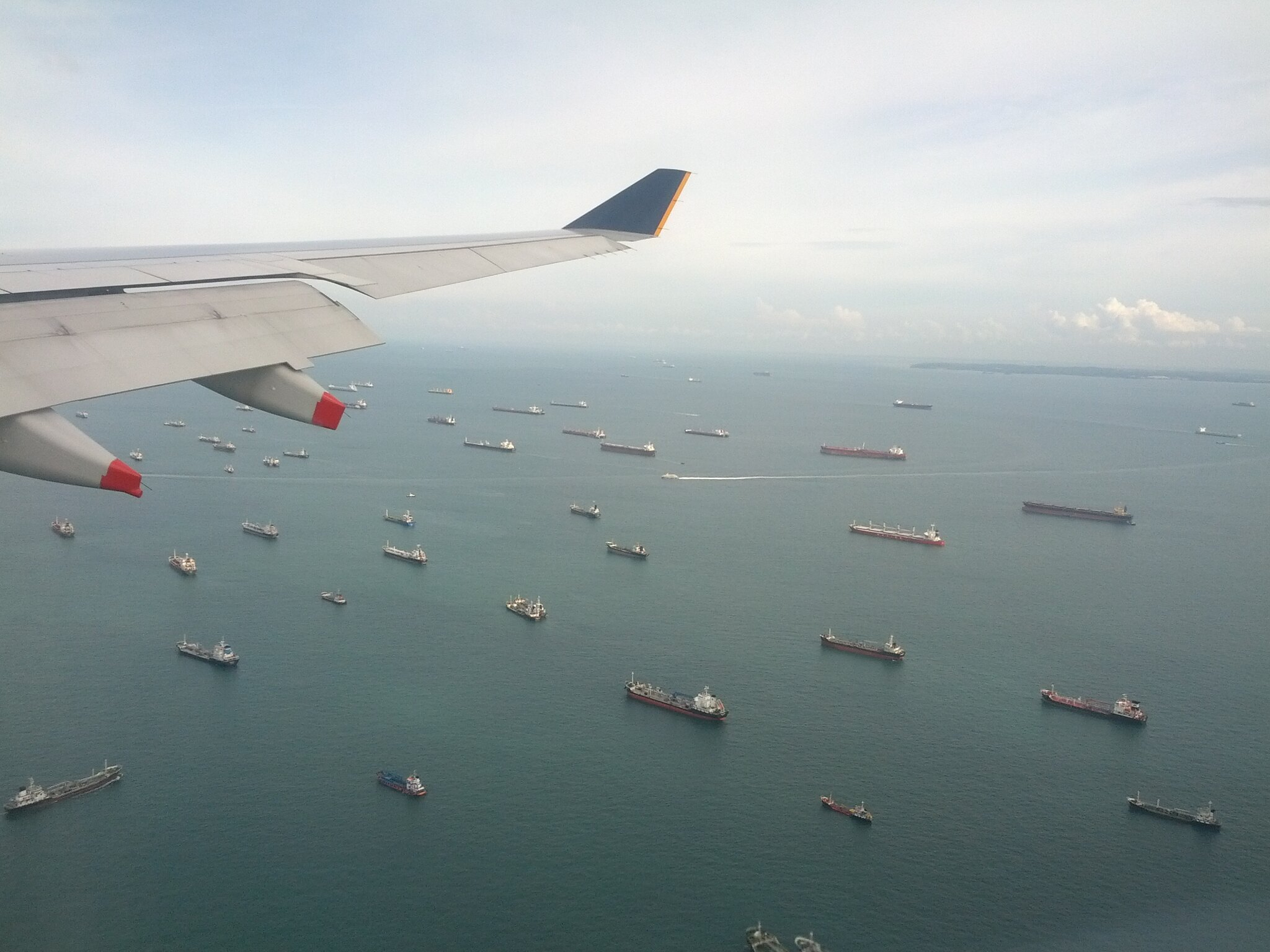 Spot The Difference: Oceanic Airspace With Non-Standard Contingency Procedures