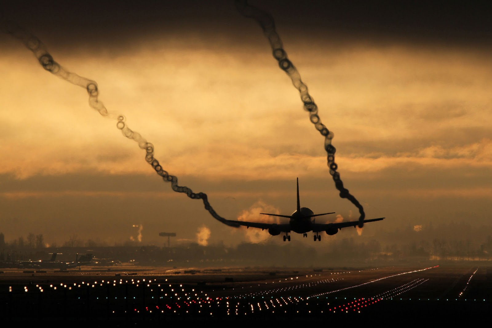 Wake Turbulence: See You On The Flip(ped over) Side