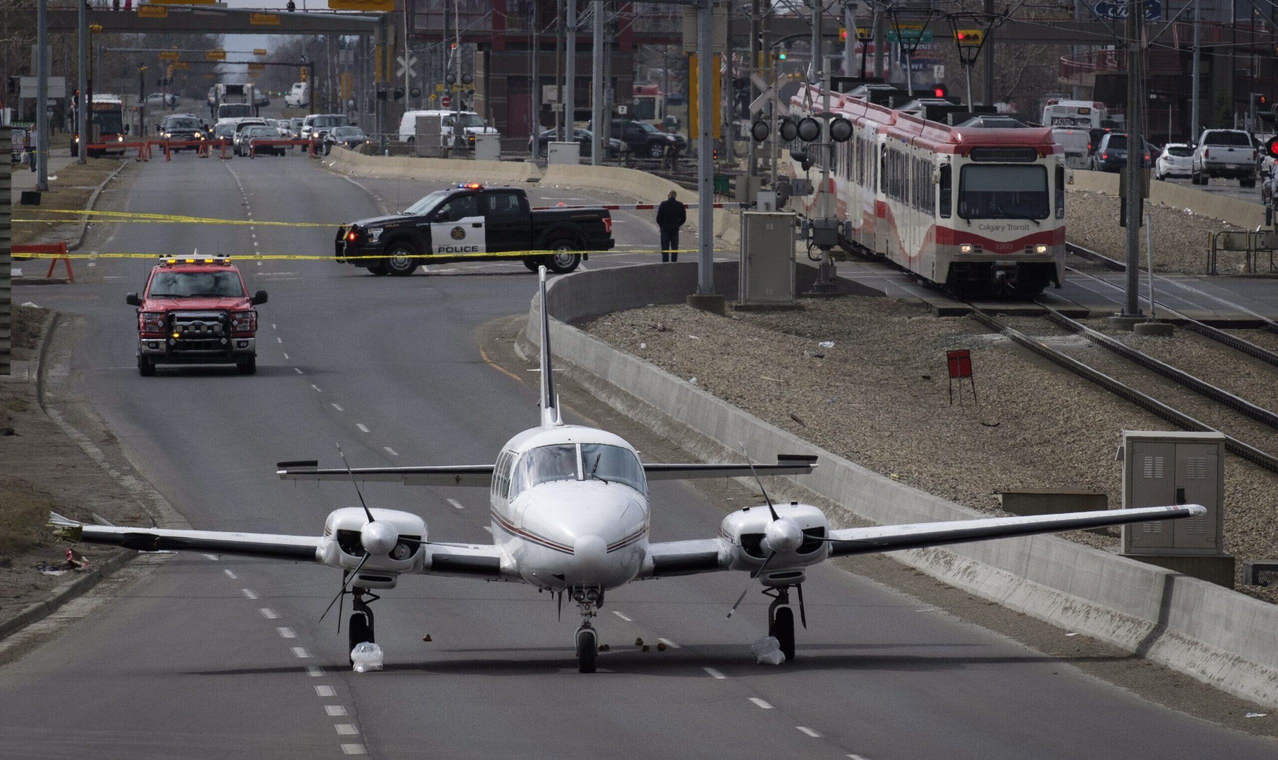 Wrong Runway, Wrong Airport, Wrong Country