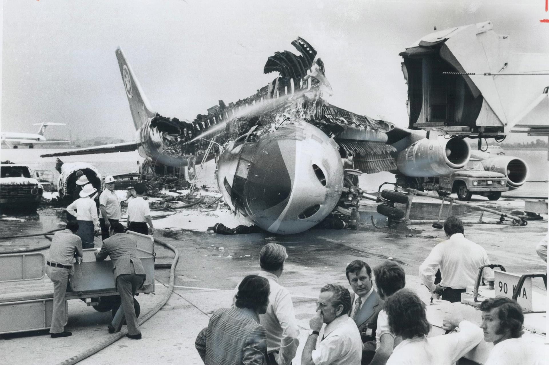 Fire Onboard: A Pilot's Worst Fear?