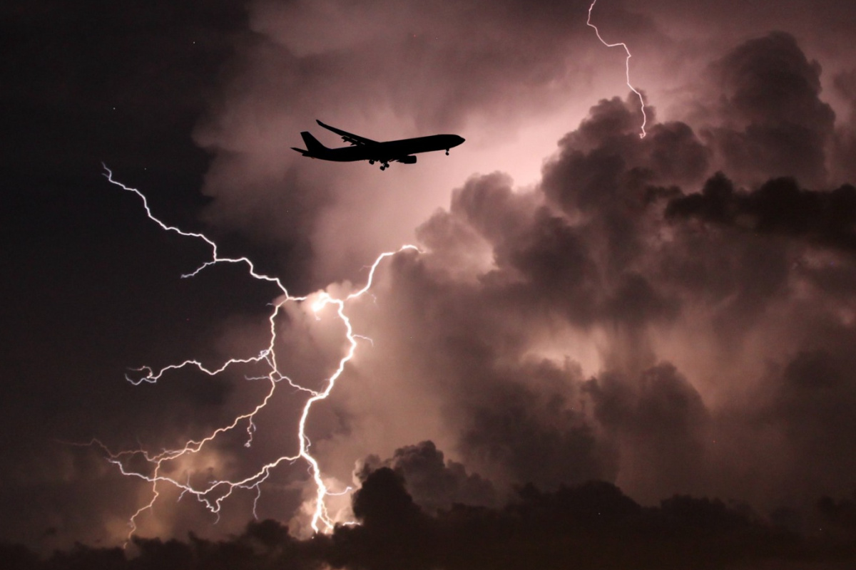 Thunderbolts and Lightning, Very Very Frightening