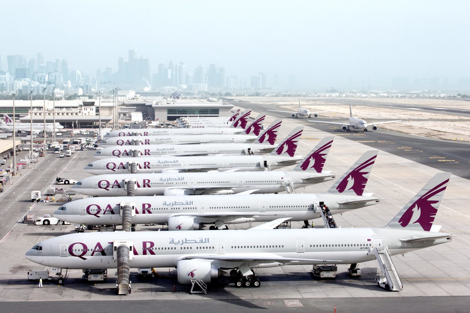 New Airspace On The Way In the Middle East: The Doha FIR