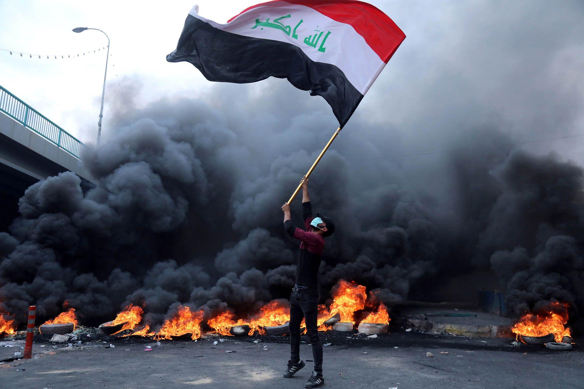 Iraq is Closing…