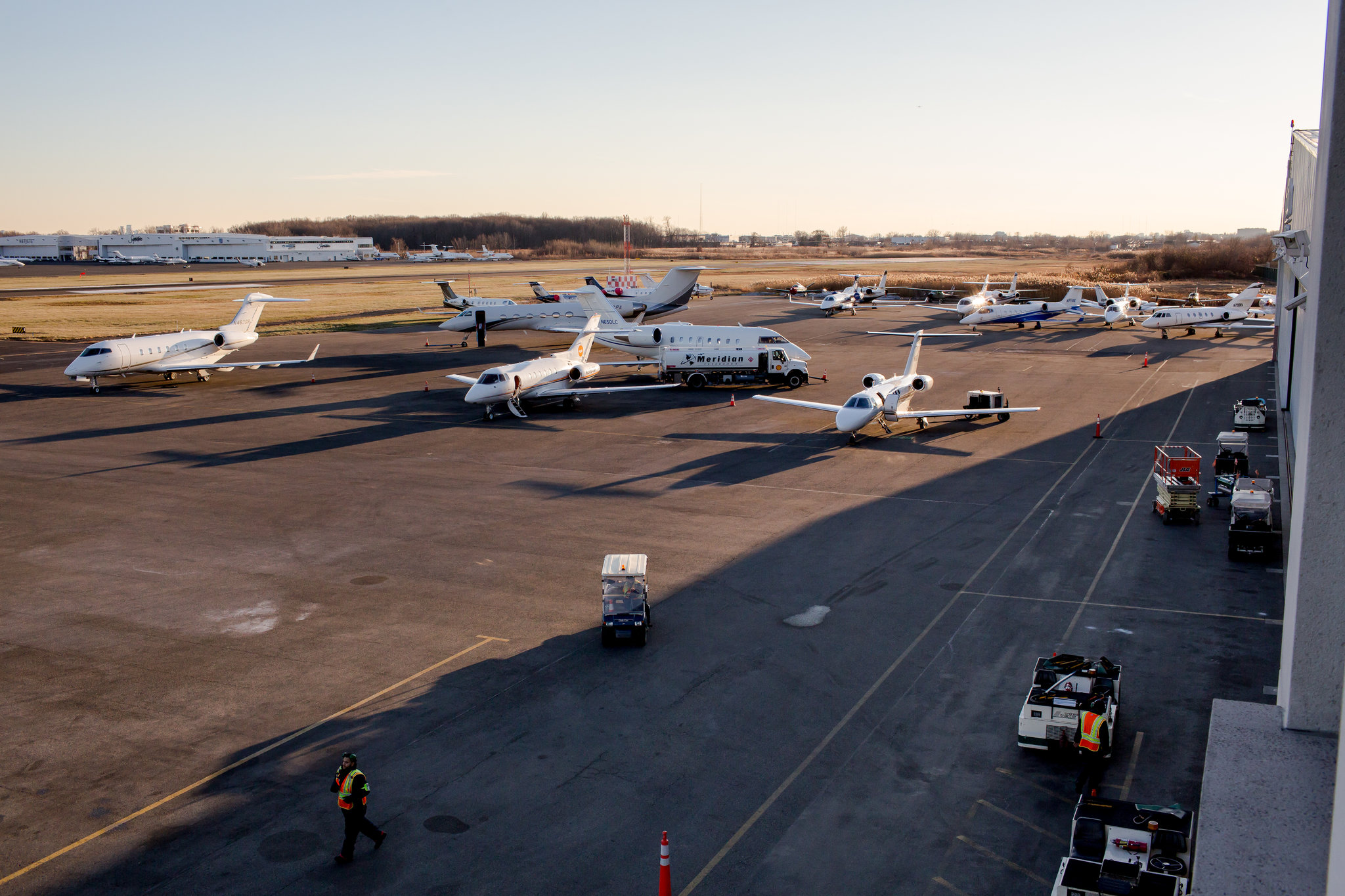 Changes at Teterboro: What you might have missed
